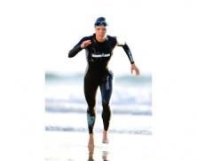Womens Aqua Sphere Ironman Racer Pro Series Tri Wetsuit
