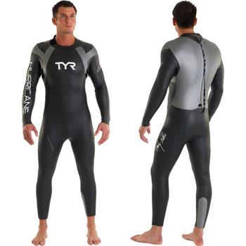 Mens TYR Hurricane C1 Triathlon Wetsuit