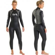 Womens TYR Hurricane C1 Triathlon Wetsuit