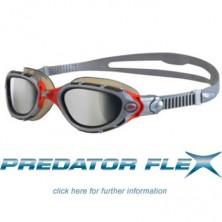 Zoggs Predator Flex Mirror Goggles
