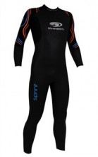 Mens Blue Seventy Sprint Triathlon Wetsuit