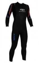 Mens Blue Seventy Sprint Triathlon Wetsuit